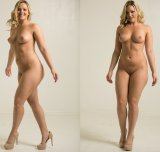 Alexis Texas's body