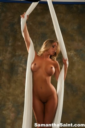 amateur photo White drapes