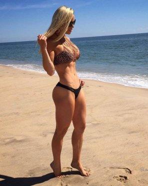 amateur photo At the beach
