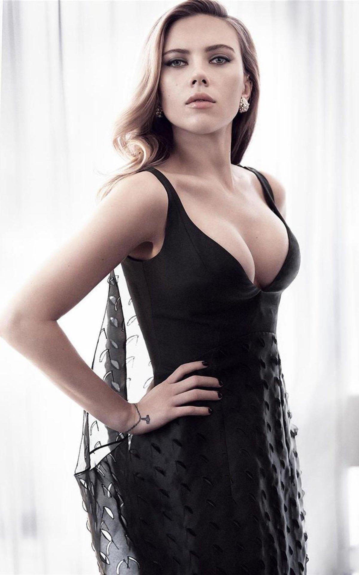 Scarlett Johansson Porn Photo - EPORNER