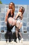 amateur photo Jada & Gabriella