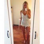 amateur photo Summer dress look