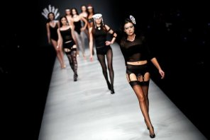 amateur photo Catwalk