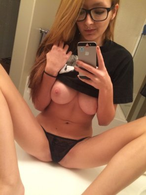 amateur photo Hot on the counter