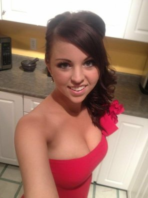 amateur photo Ready to go out