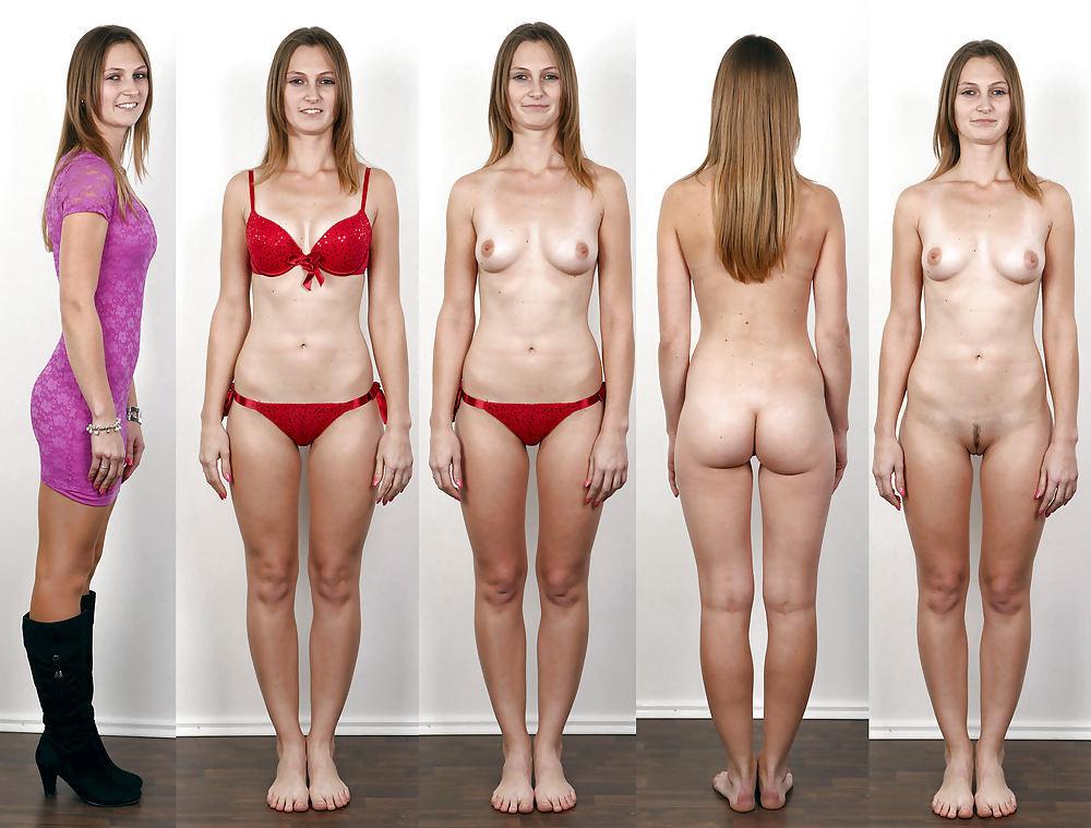 Nude saree wemans images