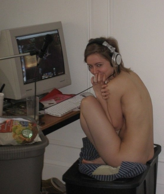Gamer Porn Photo