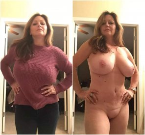 amateur photo Full-Figured MILF