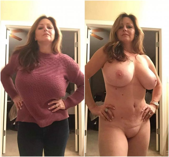 Full-Figured MILF Porn Photo