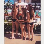 amateur photo Three Great Asses