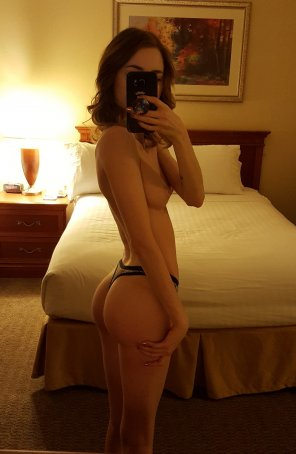amateur photo Nothing but panties
