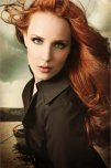 amateur photo One of my favorite redheads, Simone Simons.