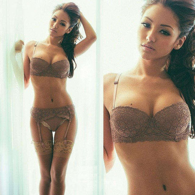 Melanie Iglesias  nackt