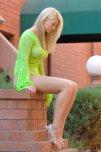 amateur photo Green Top