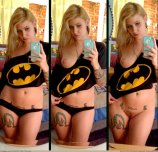amateur photo Batgirl