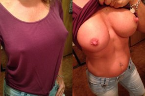 amateur photo PicturePerky tits On/Off