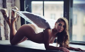 amateur photo An angel got her wings