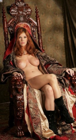 amateur photo Her royal highness