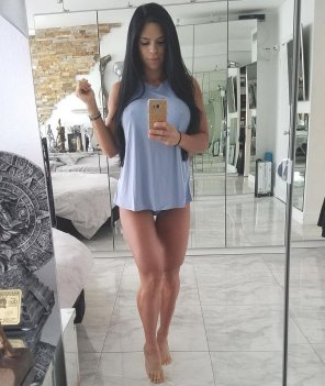 amateur photo Michelle Lewin Selfie