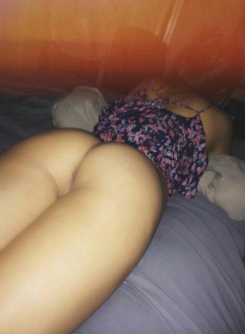 Cute booty Porn Photo