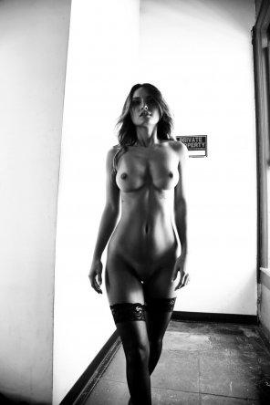 amateur photo IG Model Julia Rose fully nude