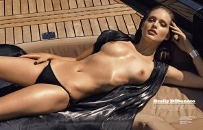 amateur photo Emily DiDonato