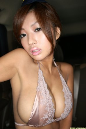 amateur photo Stacked asian
