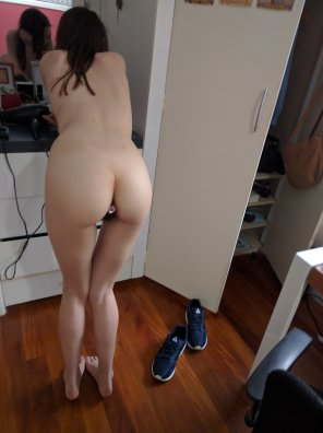 amateur photo Buttplug