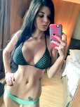 amateur photo Bikini Selfie