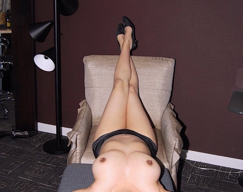 Legs Up Porn Photo