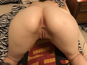 amateur photo This is how my wife likes getting fucked