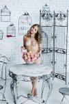 amateur photo Perfect peach basket