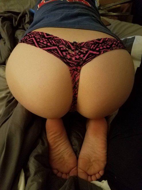 Go ahead, spank it Porn Photo