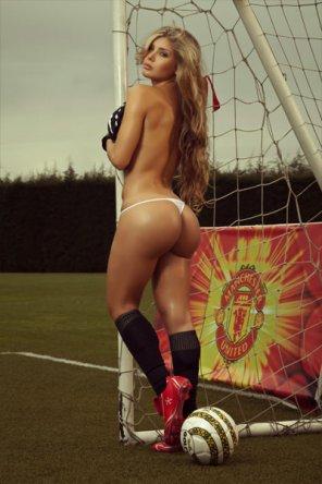 amateur photo Soccer babe