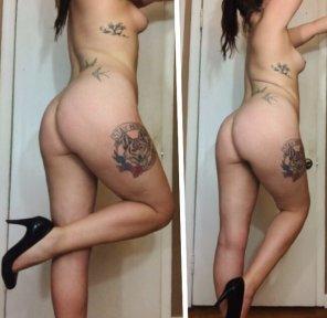 amateur photo does altgonewild like fuck-me heels?