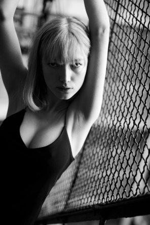 amateur photo Lou Schoof