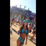 amateur photo EDM hottie