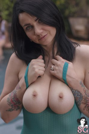 amateur photo Quinne from Suicide Girls