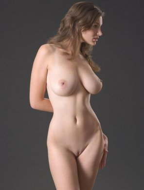amateur photo pale and perky