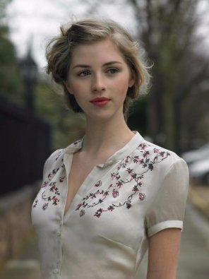 amateur photo Hermione Corfield