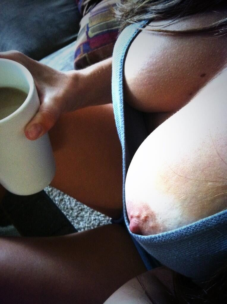 morning tits