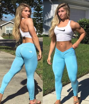 amateur photo Carriejune Anne Bowlby