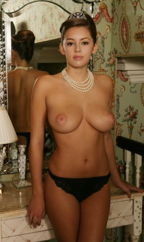 amateur photo Keeley Hazell's breasts are fucking exceptional