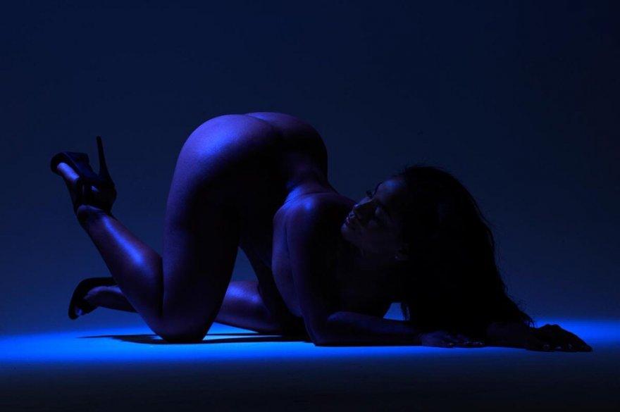 Ayisha Diaz - face down, ass up Porn Photo