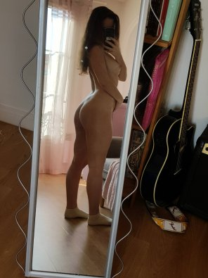 amateur photo Backside ? 5' french college girl [self]