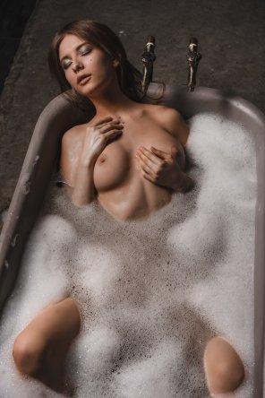amateur photo Warm Bath