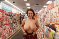 In the cards aisle