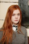 amateur photo Elle Fanning [Ginger & Rosa]