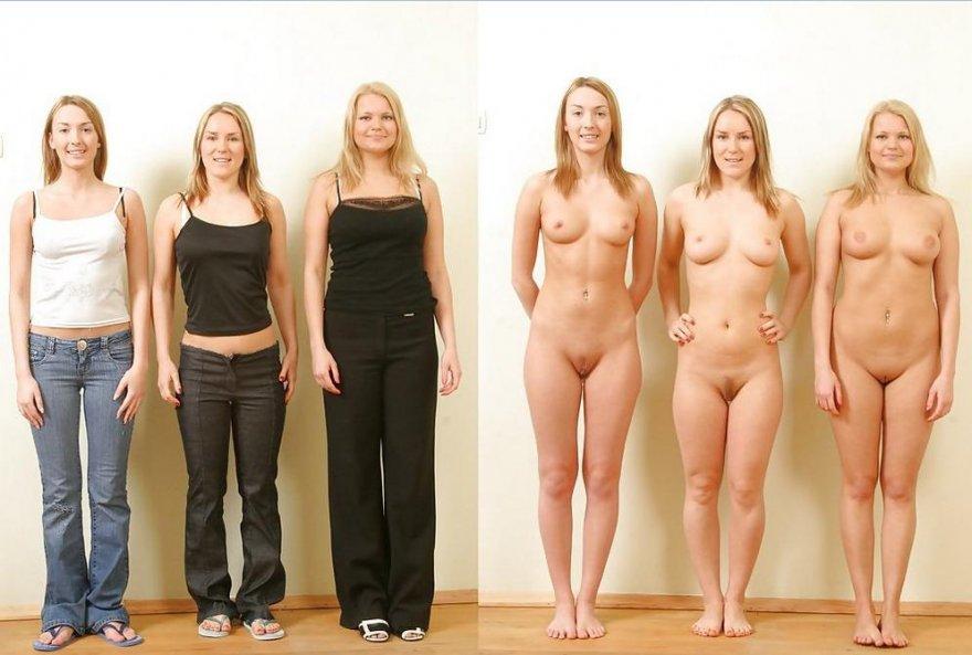 3 blondes Porn Photo