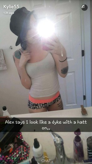 amateur photo Dyke